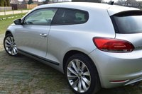 USED 2013 62 VOLKSWAGEN SCIROCCO 2.0 TDI BLUEMOTION TECHNOLOGY DSG 2d AUTO 140 BHP