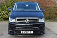 "USED 2012 M VOLKSWAGEN CARAVELLE 2.0 BiTDI Business Edition Bus 4dr Diesel DSG 4MOTION (SWB, 6 Seats) (178 bhp) SPORTLINE BODY KIT 20"" ALLOYS"