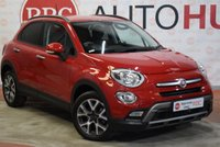 USED 2016 16 FIAT 500X 1.6 MULTIJET CROSS 5d 120 BHP