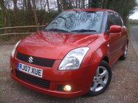 USED 2007 07 SUZUKI SWIFT 1.2 DDIS 5d 69 BHP