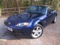 USED 2008 08 MAZDA MX-5 2.0 ICON 2d 160 BHP
