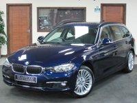 USED 2017 17 BMW 3 SERIES 2.0 320I XDRIVE LUXURY TOURING 5d 181 BHP