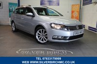 USED 2014 64 VOLKSWAGEN PASSAT 1.6 EXECUTIVE TDI BLUEMOTION TECHNOLOGY 5d 104 BHP +++Low Deposit Finance Available ++