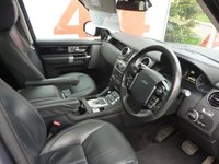 USED 2016 66 LAND ROVER DISCOVERY 3.0 SDV6 LANDMARK 5d AUTO 255 BHP ONLY 12000 MILES,LAND ROVER WARRANTY SERVICE PACK