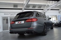 USED 2017 MERCEDES-BENZ E-CLASS 4.0 AMG E 63 S 4MATIC EDITION 1 5d AUTO 604 BHP