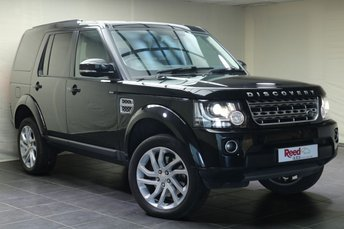 2015 LAND ROVER DISCOVERY 3.0 SDV6 HSE 5d AUTO 255 BHP £28890.00