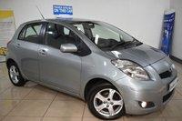 2010 TOYOTA YARIS 1.3 TR VVT-I MM 5d AUTO 99 BHP £4995.00