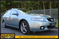 USED 2005 55 HONDA ACCORD 2.4 VTEC EXECUTIVE 5d 190 BHP A HIGH SPECIFICATION CAR WITH LONG M.O.T!!!