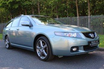 2005 HONDA ACCORD 2.4 VTEC EXECUTIVE 5d 190 BHP £3000.00