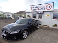 USED 2013 63 AUDI TT 2.0 TDI QUATTRO S LINE 2 DOOR 168 BHP £53 PER WEEK, NO DEPOSIT - SEE FINANCE LINK