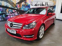 USED 2012 12 MERCEDES-BENZ C-CLASS 2.1 C250 CDI BLUEEFFICIENCY SPORT 4d 202 BHP