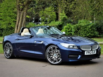 2013 BMW Z4 3.0 Z4 SDRIVE35IS ROADSTER 2d AUTO 340 BHP
