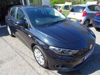 USED 2017 17 FIAT TIPO 1.4 EASY PLUS 5d 94 BHP Full Service History (Fiat + ourselves), One Owner from new, MOT until March 2020, Low Insurance Group! 6 Speed Gearbox! Balance of Fiat Warranty until March 2020!