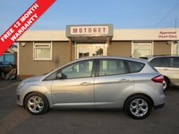 USED 2013 13 FORD C-MAX 1.6 ZETEC TDCI 5DR DIESEL 114 BHP +++APRIL SALE NOW ON+++