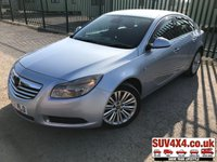 USED 2012 62 VAUXHALL INSIGNIA 2.0 SE CDTI 5d 157 BHP ALLOYS CRUISE CLIMATE MOT 01/20 BLUE MET WITH PART BLACK LEATHER TRIM. 18 INCH ALLOYS. COLOUR CODED TRIMS. PARKING SENSORS. CLIMATE CONTROL. AIR CON. R/CD PLAYER. 6 SPEED MANUAL. MFSW. MOT 01/20. SERVICE HISTORY. AGE/MILEAGE RELATED SALE. P/X CLEARANCE CENTRE - LS23 7FQ. TEL 01937 849492 OPTION 4