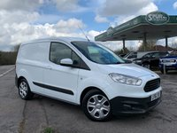 USED 2016 16 FORD TRANSIT COURIER 1.5 TREND TDCI 1d 74 BHP Only 33,000 Miles, Air Conditioning, Finance Arranged, One Owner.