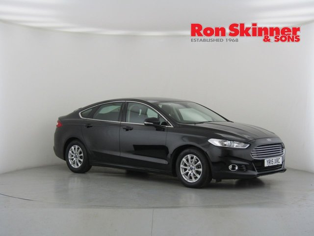 View our 2015 15 FORD MONDEO 2.0 TITANIUM ECONETIC TDCI 5d 148 BHP