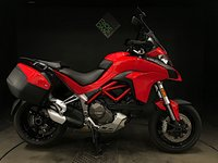 USED 2015 51 DUCATI MULTISTRADA 1200 TOURING DVT. 14517 MILES. FSH. 1 OWNER. VERY TIDY BIKE