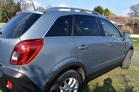 USED 2012 62 VAUXHALL ANTARA 2.2 EXCLUSIV CDTI 4WD 5d AUTO 161 BHP