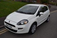 2013 FIAT PUNTO 1.2 EASY 3d 69 BHP £3999.00
