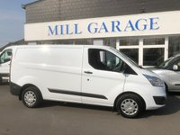 2017 FORD TRANSIT CUSTOM 2.0 290 TREND 105 BHP 6 SPEED L1 H1 £12995.00