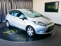 USED 2009 09 FORD FIESTA 1.2 STYLE PLUS 3d 81 BHP £0 DEPOSIT FINANCE AVAILABLE, AIR CONDITIONING, AUX INPUT, CD/MP3/RADIO, CLIMATE CONTROL, QUICK CLEAR HEATED WINDSCREEN, STEERING WHEEL CONTROLS, TRIP COMPUTER