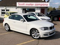 2010 BMW 1 SERIES 2.0 118d Sport Coupe £5499.00