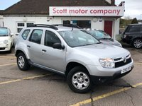 2013 DACIA DUSTER 1.5 Ambiance DCI 4WD £5599.00