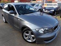 2010 BMW 1 SERIES 2.0 116D ES 3d 114 BHP £3990.00