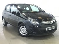USED 2013 63 VAUXHALL CORSA 1.2 S AC CDTI ECOFLEX S/S 5d 73 BHP 1 OWNER | IDEAL FIRST CAR