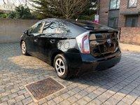 USED 2014 64 TOYOTA PRIUS 1.8 VVT-I 5d AUTO 99 BHP Hybrid for ULEZ, PCO Ready, Warranty, MOT, 0% Finance