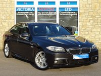 USED 2011 11 BMW 5 SERIES 2.0 520D M SPORT Turbo Diesel SALOON