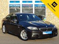 USED 2011 11 BMW 5 SERIES 2.0 520D M SPORT Turbo Diesel SALOON