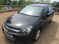 USED 2009 59 VAUXHALL ASTRA 1.6 LIFE A/C 5d 114 BHP