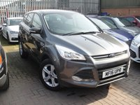 USED 2016 16 FORD KUGA 2.0 ZETEC TDCI 5d 148 BHP ANY PART EXCHANGE WELCOME, COUNTRY WIDE DELIVERY ARRANGED, HUGE SPEC