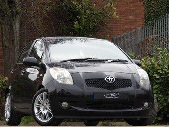 2008 TOYOTA YARIS 1.4 SR D-4D 5d 89 BHP £2490.00