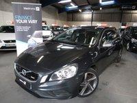 2011 VOLVO S60 2.4 D5 R-DESIGN 4d 212 BHP £8990.00