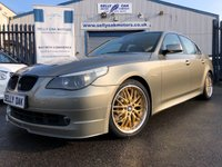 USED 2003 53 BMW 5 SERIES 4.4 545I SE 4d AUTO 329 BHP