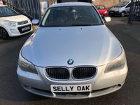 USED 2004 54 BMW 5 SERIES 4.4 545I SE 4d AUTO 329 BHP
