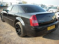 "USED 2006 06 CHRYSLER 300C 3.5 V6 RHD 4d AUTO 250 BHP Xenons - Sat nav - 20"" alloys - Leather - Cat C"