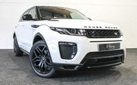 USED 2016 16 LAND ROVER RANGE ROVER EVOQUE 2.0 TD4 HSE DYNAMIC 5d AUTO 177 BHP *BLACK DESIGN PACK+BLACK ROOF*