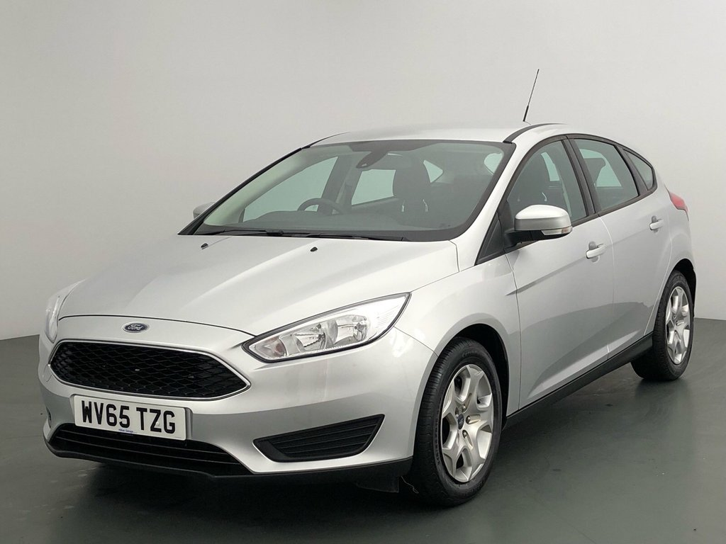 USED 2015 65 FORD FOCUS 1.6 STYLE 5d 104 BHP