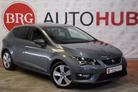 2016 SEAT LEON 2.0 TDI FR TECHNOLOGY 5 Door Hatchback 150 BHP £11445.00