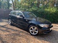 2011 BMW 1 SERIES 2.0 116I SPORT 5d 121 BHP £4989.00