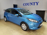 USED 2009 59 FORD FIESTA 1.6 ECONETIC TDCI 5d 88 BHP * P/X TO CLEAR * LOADS OF BILLS *