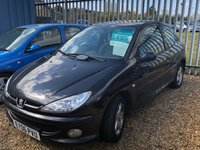 USED 2006 06 PEUGEOT 206 1.4 VERVE 3d 74 BHP BEING SOLD AS SPARES AND REPAIRS Category C Insurance Loss  this car is a Category C Insurance Loss being sold as spares and repairs mot until 14th may 2019 no warranty given