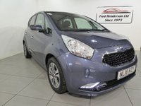 USED 2016 16 KIA VENGA 1.6 4 ISG 5d One owner, warranty untill 2023, navigation, reversing camera, heated seats, bluetooth, cruise control and more!