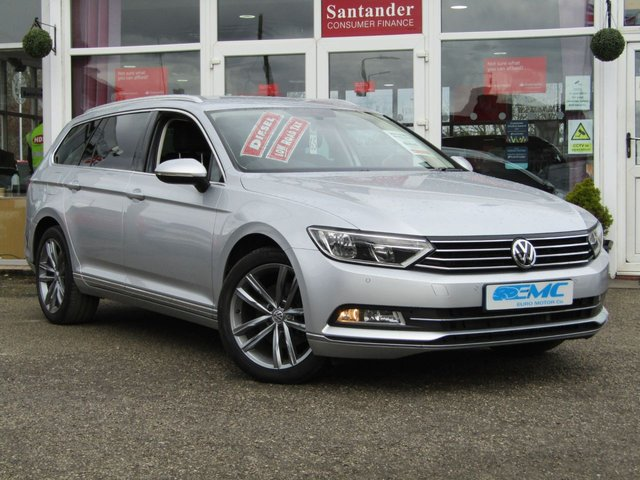 2015 15 VOLKSWAGEN PASSAT 2.0 GT TDI BLUEMOTION TECHNOLOGY 5d 188 BHP