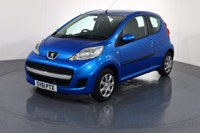 USED 2011 61 PEUGEOT 107 1.0 URBAN 3d 68 BHP 1 OWNER I FULL SERVICE HISTORY