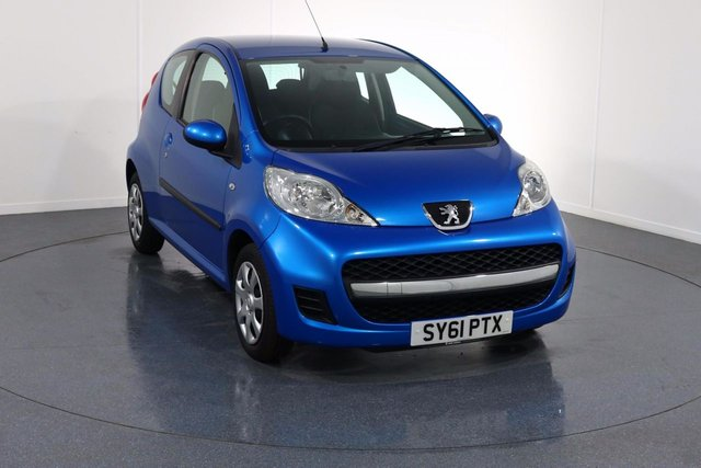 View our PEUGEOT 107